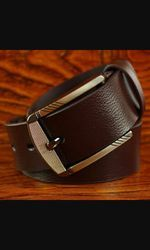 Designer, Formal And Casual Belts