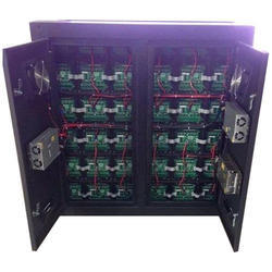 Rectangular LED Outdoor Video Wall Cabinet