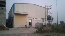 Warehouse Building Construction Services