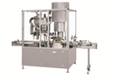 Pick and Place Bottle Capping Machine