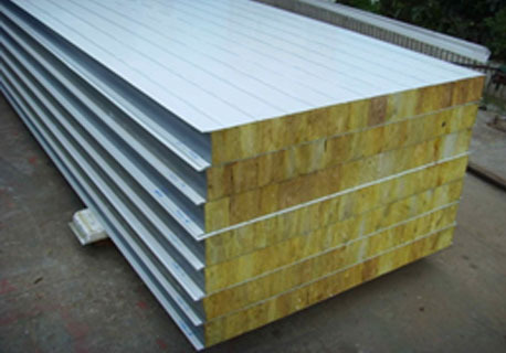 Rock Wool Panel At Rs 1600 Square Meter S Rockwool
