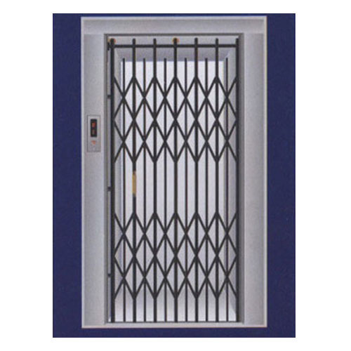 MS Collapsible Elevator Door