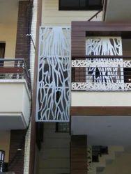 PVC Designer Cutting Service