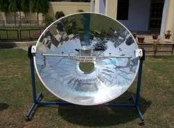 Outdoor Cooking Dish Type Solar Cooker