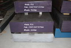 Plastic Mould Steel Bar