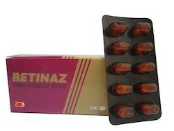 Retinaz Vitamin A Capsules 100000 IU