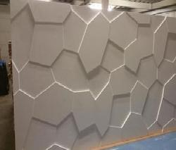 MDF Wall Panel Wave Board