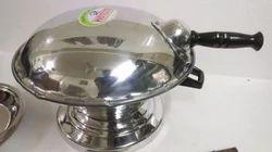 Aluminum Gas Tandoor Barbeque Oven Griller Dal Bati Cooker