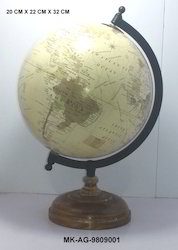 Nautical Style Educational Globes