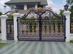 Maharaja Gate At Rs 100 Kilogram Decorative Doors Id 11102797988