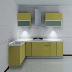 Modular kitchen cabinets suppliers manufacturers for Modular kitchen cupboard