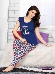 Designer Ladies Night Suits