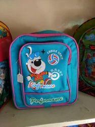 Plain And Printed Kids School Bag