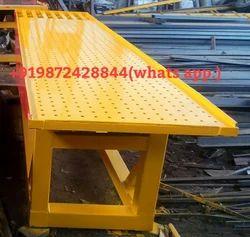 Cement Concrete Paver Blocks Making Vibro Tables, for Pavement