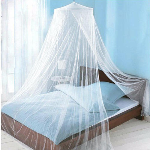 White Mosquito Net, Size: 1-5 Meters
