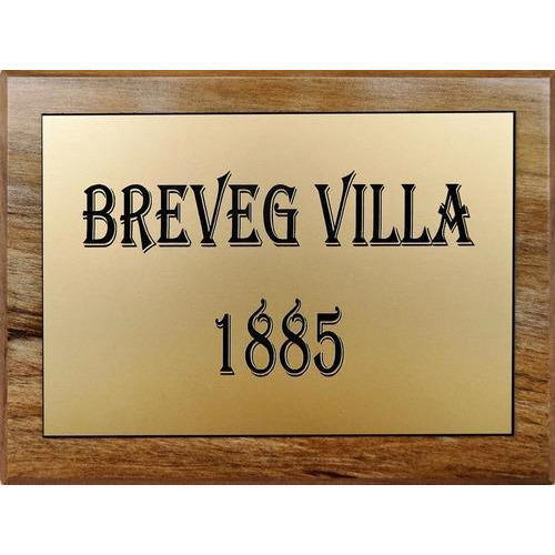 House Name Board At Rs 150 /sqrft
