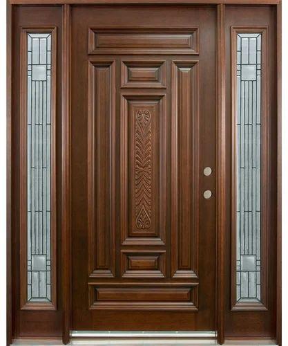 Best Exterior Doors For Home: Sheesham Doors Manufacturer From New Delhi