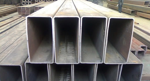 20mm x 20mm x 2mm 2000mm Sizes from 20mm to 100mm Square Mild Steel Box Section