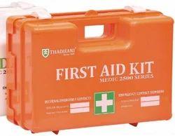 Thandhani Orange First Aid Kit