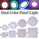 Multi Colour Panel Light, Shape: Round