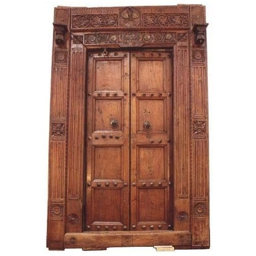 Exterior Antique Wooden Door, Model : AD-2 - Exterior Antique Wooden Door, Model : AD-2 ID: 11404900797