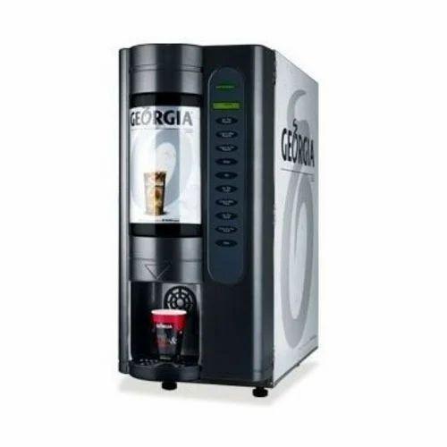 Georgia Cold Coffee Vending Machine On Rent