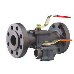 L&T 3 Piece Ball Valve - IBR