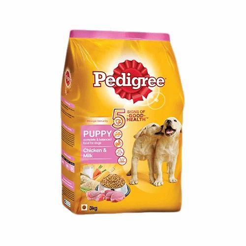 Pedigree Puppy Dog Food Pack Size 3 Kg Rs 540 Kilogram Ahills