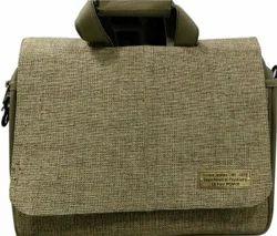 Brown Plain Jute Fashion Bags, Size: Rectangular
