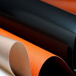 Silicone Coated Plain Fiberglass Cloth