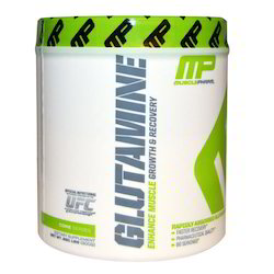 Muscle Growth & Recovery Unflavour Muscle Pharma Glutamine