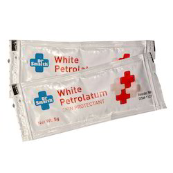 White Petrolatum Skin Protectant 5g