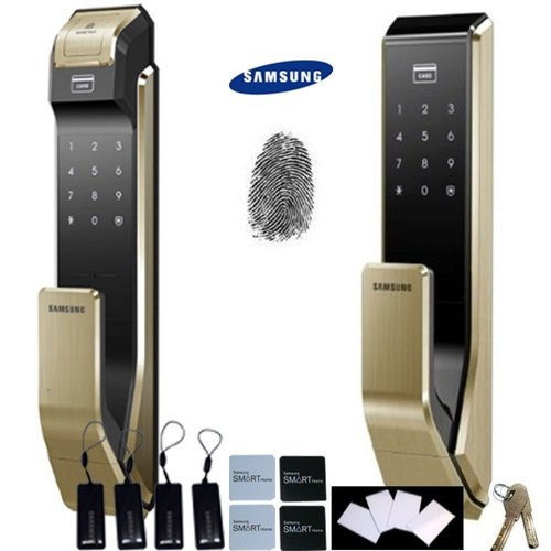 Samsung Digital Smart Door Lock Shs P717 Push Pull Two Way