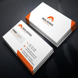 Business cards manufacturers suppliers dealers in gurgaon multicolour paper business card reheart Images