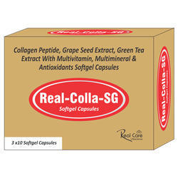 Real Colla SG Capsule