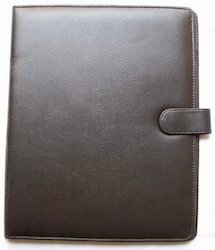 Leather Notepad Folder