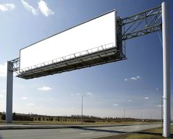 Outdoor Hoardings Designing Services
