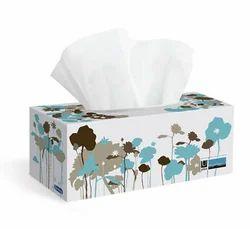 Tissue Paper Packaging Box, Box Capacity: 100-500 gm