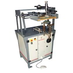 Small Round Screen Printing Machine