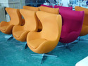 Egg Shaped Chairs