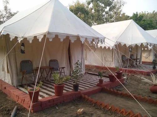 The Pushkar Indian Tent & The Pushkar Indian Tent at Rs 40000 /unit   Azad Market   Delhi ...