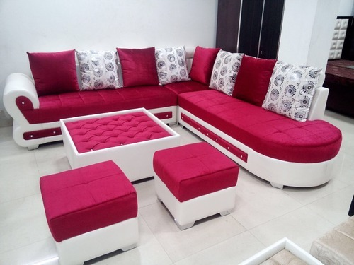 Covered Sofa 7 Seater Sofa Set Manufacturer From Delhi
