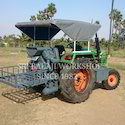 Eicher Tractor Mounted  Air Compressor