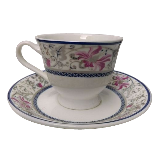 designer cup and plate at rs 3400 set s cha cups chai cups