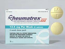 Rheumatrex 12.5 mg/Week
