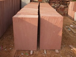 Natural Agra Sandstone, for Construction, Thickness: 18 - 1 Inch