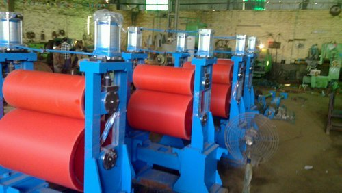 Pinch Roll Machine Pinch Roll Leveller Manufacturer From