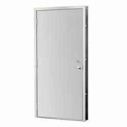 Steel Flush Doors, Thickness: 45mm