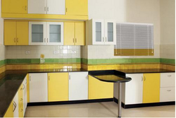 Comfy Modular Kitchen Designing