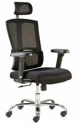 High Back Executive Mesh Chair (Black)